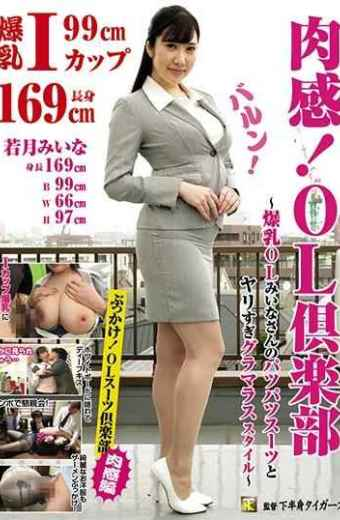 KTB-012 Flesh Feeling!OL Club – Big Tits OL Big Breasts' Suit Patchupsuit And Jariyuri Glamorous Style  Young Moichiina