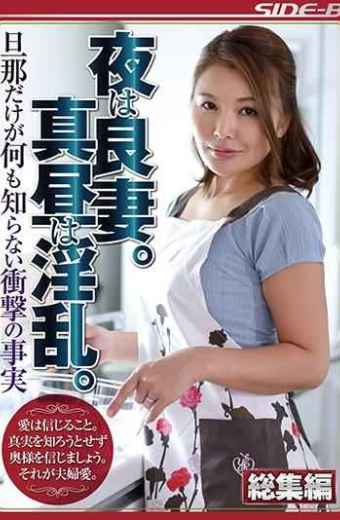 NSPS-779 Good Night Wife At Night.Midday Is Lascivious. Shock Facts That Only Husband Does Not Know Anything