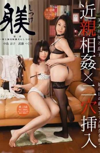 JYA-002 Discipline discipline Second Chapter To Discipline The Mother And Sister To Slaves Dog