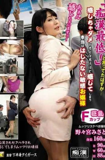 "KTG-003 ""Molestation Lowest!""It Should Have Been Said That … I Felt As If I Felt No Good I Feel As Much As I Think I Do Not Really Sensitive Lady Like Misato Nonomiya"