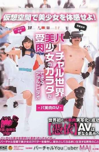 SDDE-580 An Adult Video That Can Induct The Body Of A Pretty Girl In A Virtual World