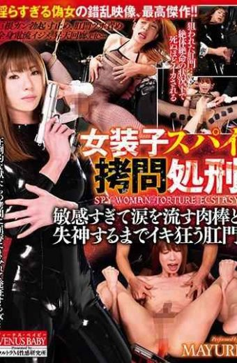 DBVB-004 Girlfriend Spy Torture Execution Sensitive Too Much Tears And Sticks With Tears To Able To Drive Away