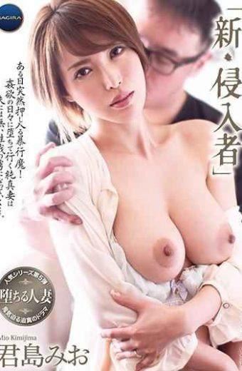 GNAX-001 New Intruder Mishima Mishima
