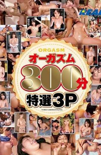 XRW-688 REAL Orgasm 300 Minutes-select 3P-
