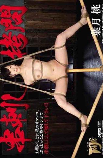 GTJ-071 Skewers Torture Hazuki Peach