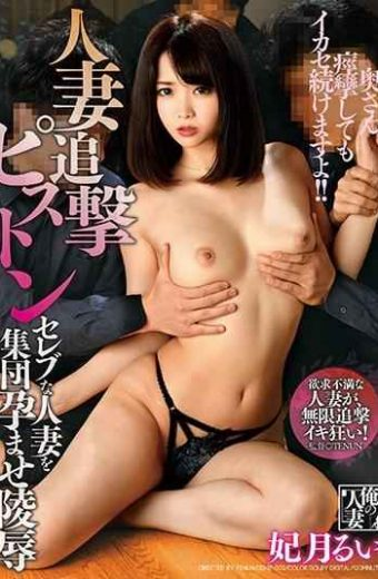 DDHZ-002 Married Woman Chasing Piston Celebrity Married Woman Group Insulting Insult Rui Satsuki