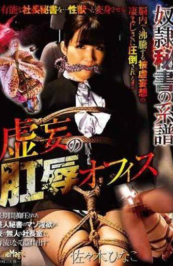 CMC-222 Genealogy Of A Slave Secretary An Anus-in-law Office Of Falsehood Hinako Sasaki
