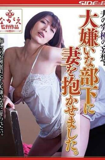 NSPS-827 Husband's Ultimate Delusion     Has A Wife In The Hated Subordinates Makoto Takeuchi