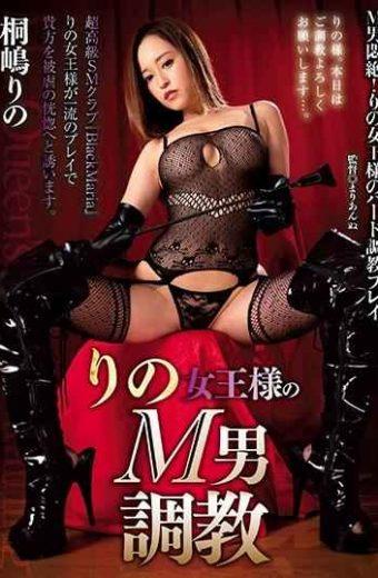 AVSA-101 Rino Kirishima Masochistic Men Breaking