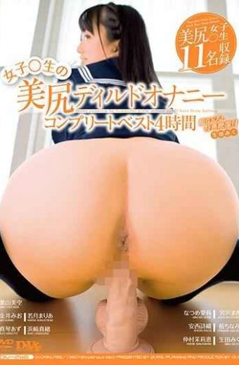 DIV-246 Ladies   Nice Bottom Dildo Masturbation Complete Best 4 Hours