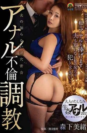 SOAN-041 Anal Affair Training Mio Morishita