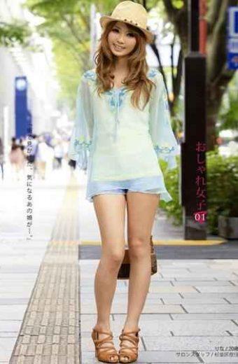 OSR-001 Fashionable Women's 01