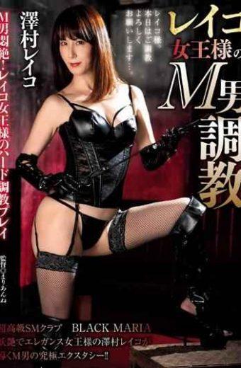 AVSA-105 Reiko Queen's M Man Training Reiko Sawamura