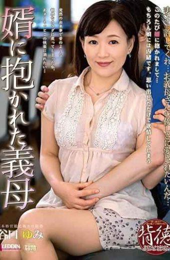 SPRD-1204 Yumi Taniguchi Mother-in-law