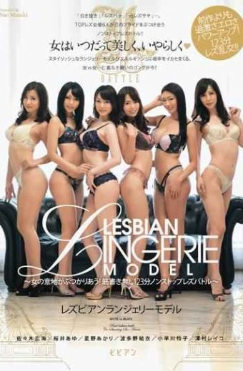 BBAN-025 Lesbian Lingerie Model – Woman Of Obstinacy Collide!No Plot 123 Minutes Non-stop Lesbian Battle