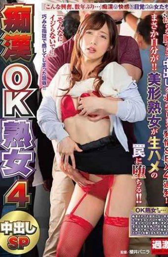 NHDTB-332 Molester OK Mature Woman 4 Creampie SP