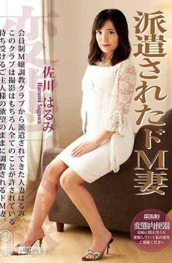 NKD-245 Dispatched De M Wife Harumi Sagawa