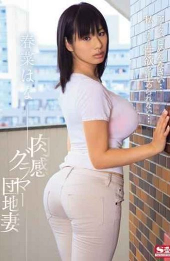 SNIS-042 Sexual Feeling Glamour Apartment Wife Hana Haruna
