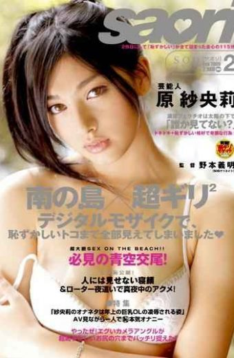 STAR-147 2  Super Digital Mosaic Gili Saori Hara Southern Island Entertainer Would See Was All Embarrassed To Toco