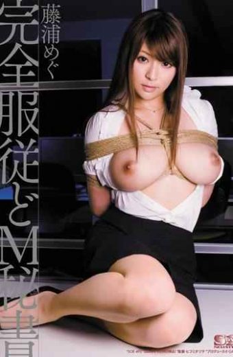 SOE-493 Megu Fujiura Secretary M Degree Full Obedience