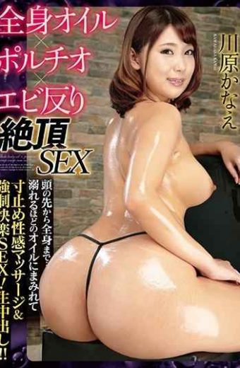 CESD-861 Whole Body Oil X Portio X Shrimp Warp Cum SEX Kawahara Kanae