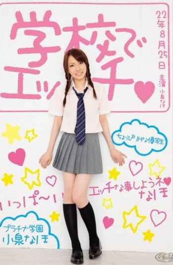 PLA-005 Koizumi Naho Etch At School
