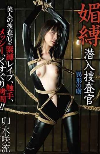 BDA-110 Aphrodisiac Undercover Investigator A Captive Of The Abnormal Saki Ryu