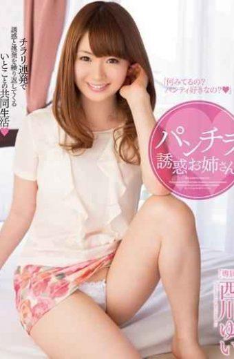 MIDE-141 Skirt Temptation Sister Nishikawa Yui