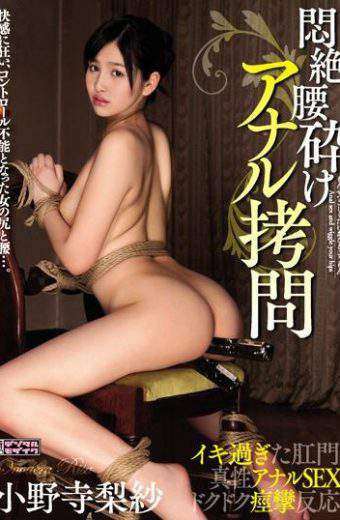 MIGD-747 Onodera Risa Couples Anal Torture