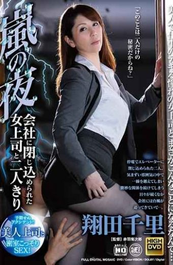 SGM-026 SGM-26 On A Stormy Night Alone With A Female Boss Trapped In A Company Chisato Shoda