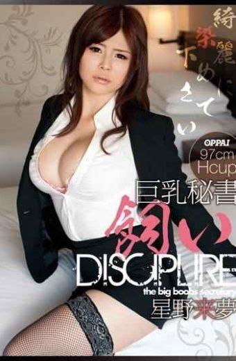 PPPD-215 Keep A Dream Come Hoshino Busty Secretary