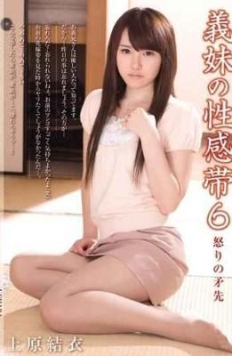 RBD-408 Yui Uehara brunt of anger 6 erogenous zones sister-in-law