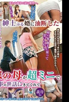 "VNDS-7083 ""I'm Not Interested In My Aunt"" Said The Bride's Mother Who Was Careless To The Gentleman Who Came To Care For Housework With A Super Mini"