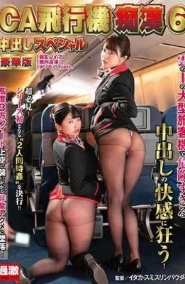 NHDTB-397 CA Airplane Slut  6 Deluxe Edition Cream Pie Special