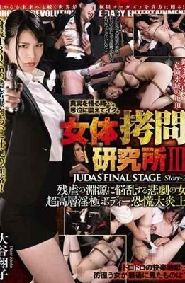 DBER-066 Woman Torture Research Institute III JUDAS FINAL STAGE Story-2 Woman Of Tragedy Annoyed By The Source Of Cruelty High-rise Nasty Body Panic Big Flame Shoko Otani Uegami