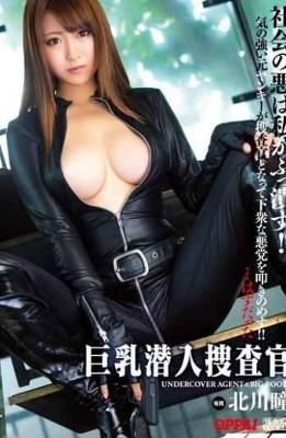PPPD-317 Big Undercover Hitomi Kitagawa
