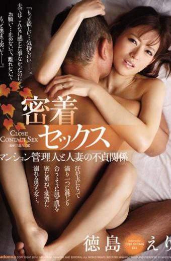 JUY-043 Tokushima Eri Adhesion SEX
