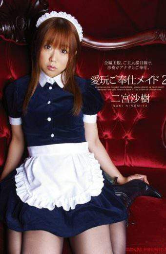 PGD-442 Saki Ninomiya Pet Maid Service