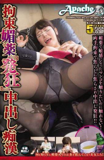 AP-377 Restraint Aphrodisiac Molester
