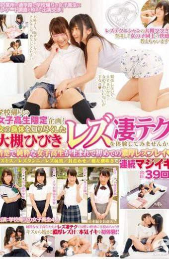 DVDMS-037 Otsuki Hibiki Monitoring AV Lesbian