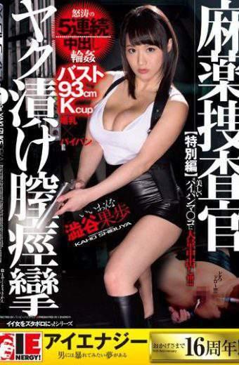 IESP-622 Kaho Shibuya Narcotics Investigator
