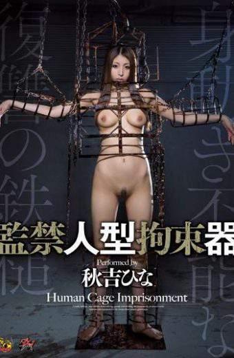 DASD-263 Akiyoshi Hina Confinement Restraint