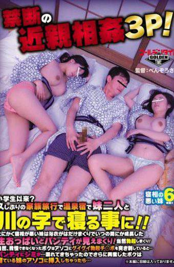 GDHH-049 Forbidden Incest Family Travel