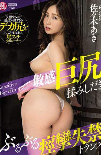 TYOD-345 Aki Sasaki Sensitive Massage