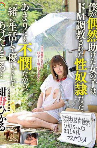 SORA-160 The Girl That I Helped By Chance Was A Sex Slave Who Was Educated.Because I'm Too Bad I Lived Together And Gently Made Me … Konno Hikaru