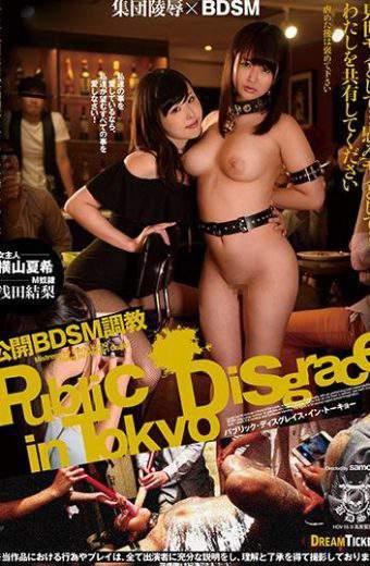 PDD-003 Yokoyama Natsuki Asada Yuri BDSM