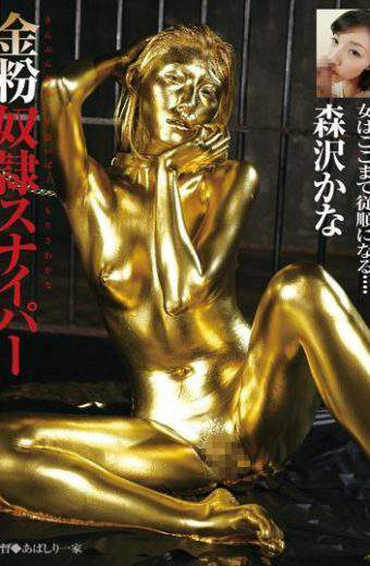 ABG-001 Gold Powder Wonder If Slaves Sniper Morisawa