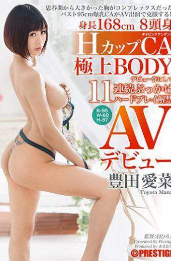 AKA-049 Superb BODY AV Debut Bust 95 CmH Cup Tears Perfect Body! ! Hota Toyoda