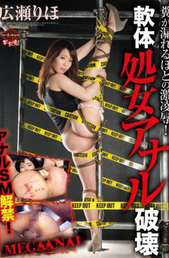 VICD-300 Intense Humiliation Of About Feces Leaks!Soft Body Virgin Anal Destruction MEGA ANAL Riho Hirose