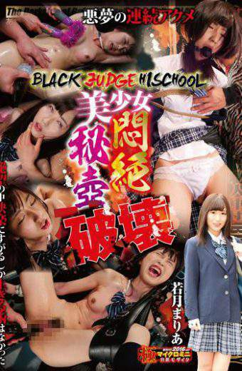 DXBB-013 BLACK JUDGE HISCHOOL Pretty Agony Hitsubo Destruction